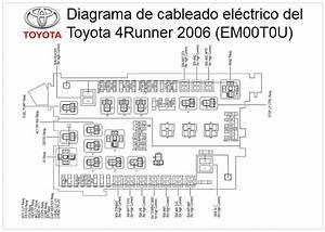 4runner 2006 Manual Del Cableado El U00e9ctrico  Diagramas Y