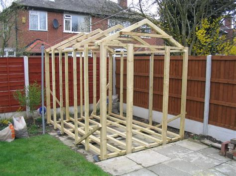 building a shed merry