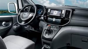 Nissan Nv200 Evalia : nissan e nv200 evalia elektro familienauto ~ Mglfilm.com Idées de Décoration