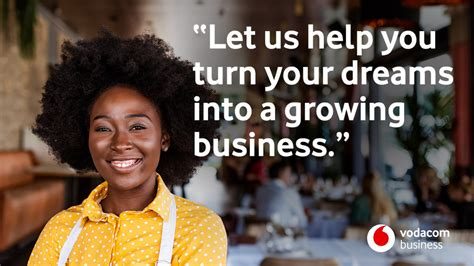 Big dreams become big business with SME solutions from ...