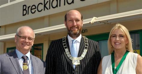 12/05/16 New Breckland Council Chairman Announced