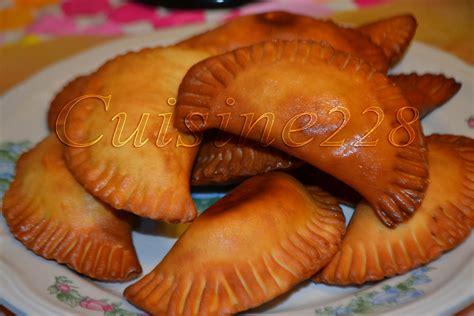 pastels beignets farcis poisson cuisine 228