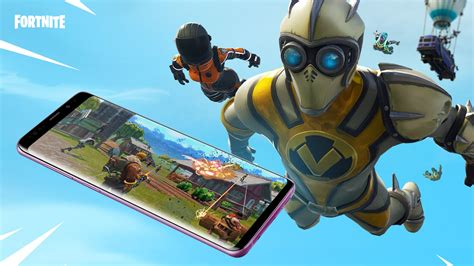 fortnite  android  impressions  gameplay updato