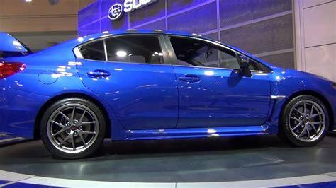 Rally Blue Wrx by Motrface 4th Generation 2015 Subaru Wrx Sti World