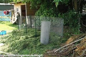Zaun Günstig Selbst Bauen : kompostplatz richtig bauen so haben wirs gemacht selbstversorgung aus dem eignen garten ~ Whattoseeinmadrid.com Haus und Dekorationen