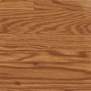 shop allen roth gunstock oak wood planks laminate flooring sle at lowes
