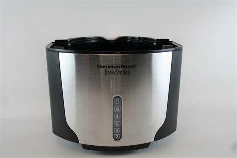 BrewStation® Plus 47686H   Powerful 12 Cup Coffeemaker from Hamilton Beach