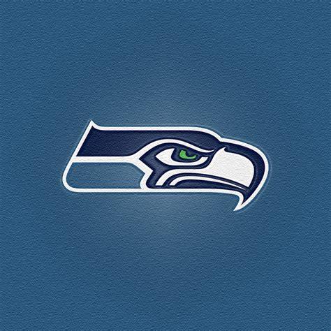 seahawks logo wallpaper wallpapersafari