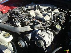 1999 Ford Mustang V6 Coupe 3 8 Liter Ohv 12