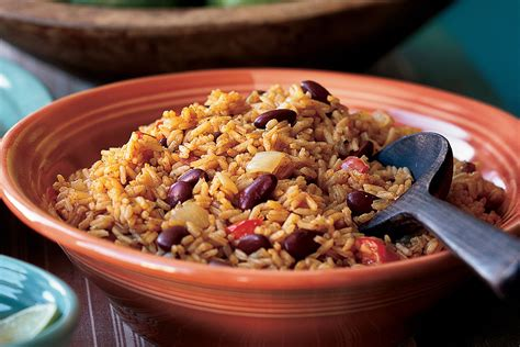 rice and beans red beans and rice recipe epicurious com