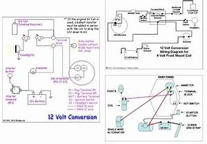 Ford 9n 12 Volt Conversion Wiring Diagram