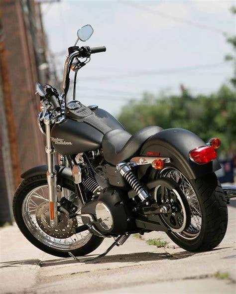 Davidson Bob by 2006 Harley Davidson Fxdb Dyna Bob Pics Specs And