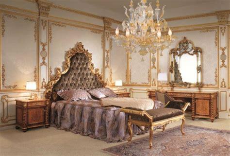 chambre a coucher baroque la suspension baroque une note déco classique