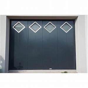 Porte De Garage Sectionnelle Latérale : porte de garage sectionnelle laterale a la belle fen tre ~ Melissatoandfro.com Idées de Décoration