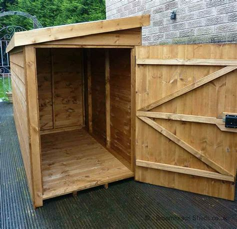tool shed 16mm tanalised timber wooden tool tidy bike store shed box