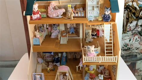 calico critters deluxe house calico critters deluxe house baby play park