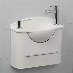 Lave Main 15 Cm Profondeur : meuble sous lave main angle journal de ma peau ~ Melissatoandfro.com Idées de Décoration
