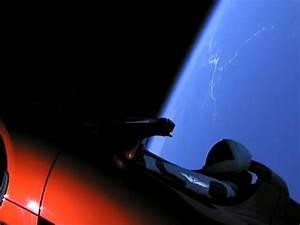 Tesla Dans Lespace : falcon heavy lancement inaugural r ussi pour la fus e de spacex sciences et avenir ~ Nature-et-papiers.com Idées de Décoration