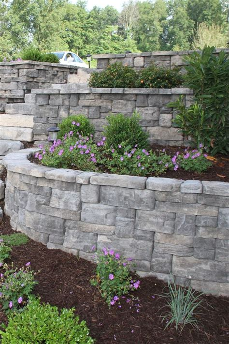 garden retaining wall options images garden retaining wall lustwithalaugh design garden retaining wall ideas
