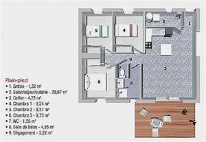 Plan Maison Sud  U2013 Bricolage Maison Et D U00e9coration