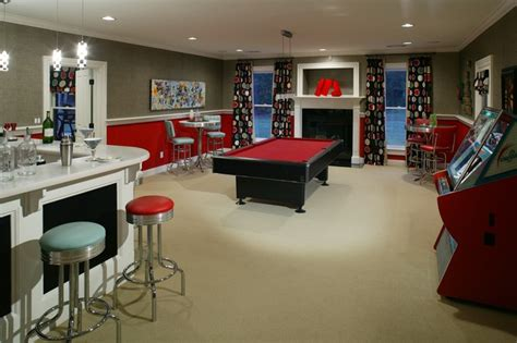 Gameroom : Man Cave Ideas Your Father Always Dreamed Of