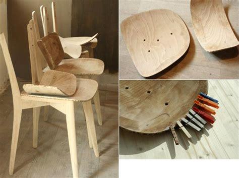 réparer une chaise en bois chaises ées 50 esprit cabane idees creatives et