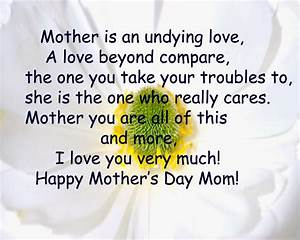ImagesList.com: Mother's Day Quotes, part 1