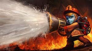 Cool Firefighter Wallpaper - WallpaperSafari