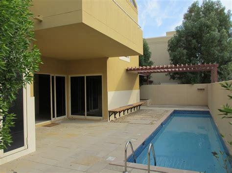 4br villa with swimming pool in al raha gardens abu