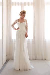 bohemian wedding dress cheap 2015 lace sleeve boho vintage wedding dresses chiffon cheap bohemian bridal wedding