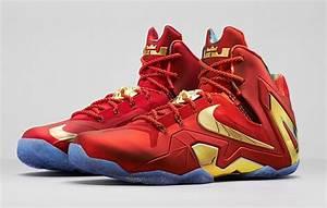 Pretty Tony: Nike LeBron 11 Elite SE 'Iron Man' - The BMF