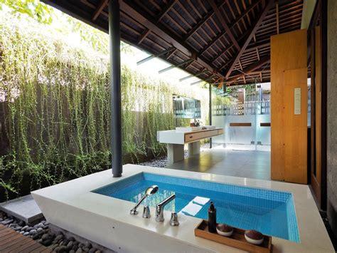 Outdoor Bathroom Designs by My Favourite Bali Outdoor Bathrooms A Modern Wayfarer