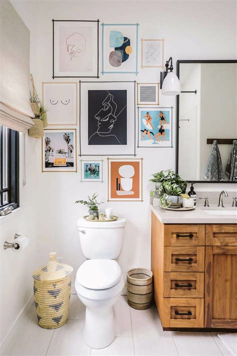 4.8 out of 5 stars 1,429. 21 Trendy Bathroom Wall Decor Ideas To Add Elegance To Your Bathroom