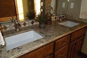 Bathroom Countertops - Liberty Home Solutions, LLC