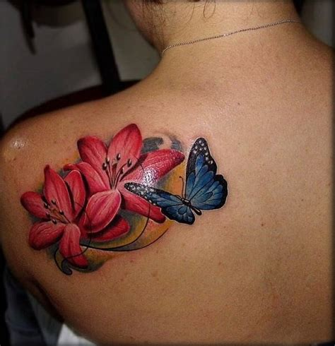 90 + Butterfly Tattoos Helping You Undergo Changes In Your