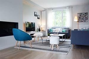 Made Com Tapis : maison seine et marne r novation de 112 m2 la d co scandinave c t maison ~ Teatrodelosmanantiales.com Idées de Décoration