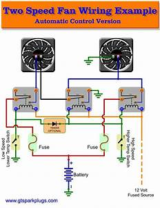 50 Awesome 2 Speed Fan Wiring Diagram In 2020