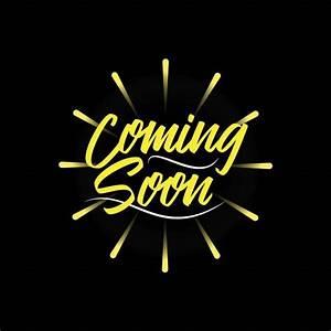 Coming, Soon, Vector, Template, Design, Illustration, Soon