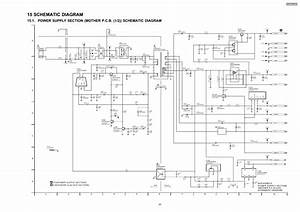 Panasonic Schematic Diagram