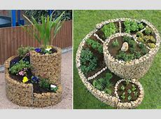 DIY Herb Spiral Garden Tips On How To Build One Find