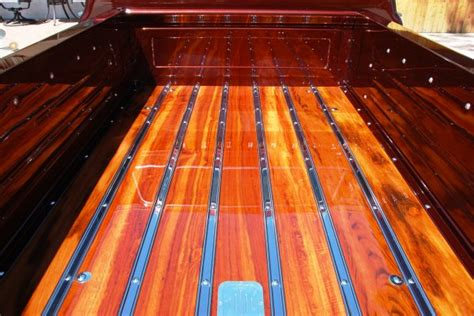 truck bed wood wooden build pickup custom parts diy plans rails floor llc retro idea information expands operations bw2