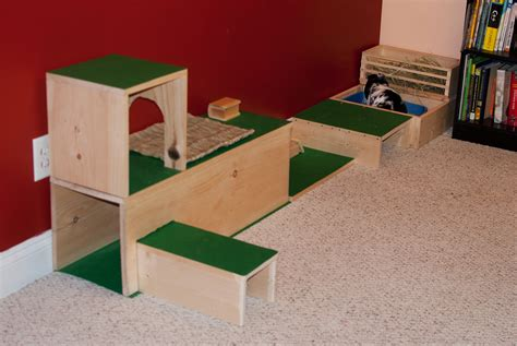 indoor furniture ideas  rabbits bunny approved