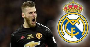 Real Madrid transfer target David De Gea may have played ...