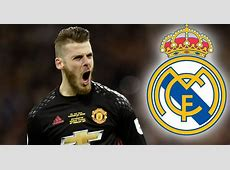 Real Madrid transfer target David De Gea may have played