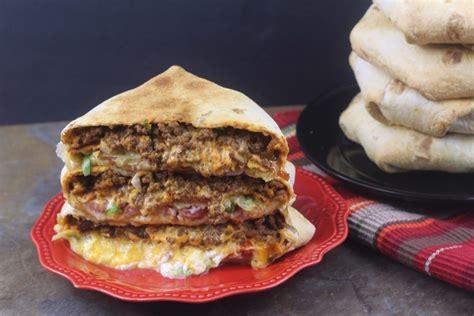 air fryer taco wraps bell recipe crunch pink copycat recipes cat crunchwrap copy supreme airfryer wrap rezepte chicken