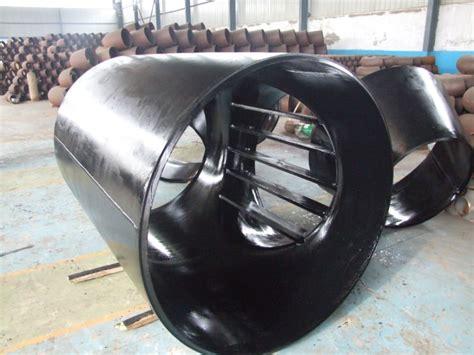 big size welded tee hebei cangzhou pipe fitting
