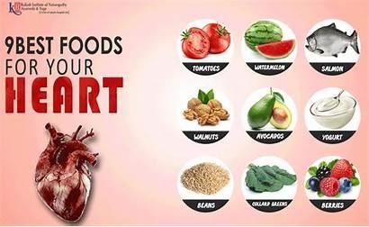 Heart Foods Healthy Health