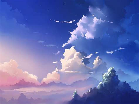 Beautiful Anime Wallpaper Hd - beautiful sky hd wallpaper hd wallpapers