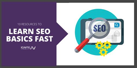 Learn Seo by Get Fast Learn Seo Basics 9 Rapid Resources