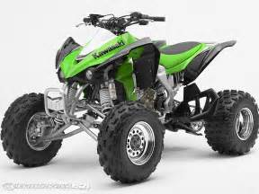 Kawasaki Racing Four Wheelers
